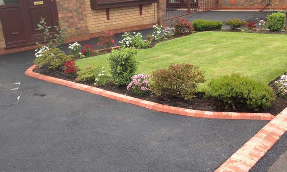 new tarmac driveways in Hazel Grove